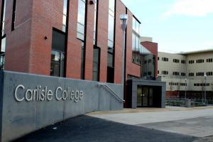 Carlisle College New Build 001